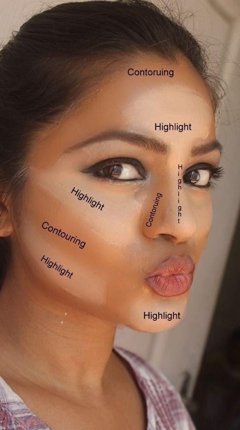 step3-foundation-(indian-bridal-makeup)