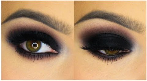 Smokey Eye Makeup Video Tutorial