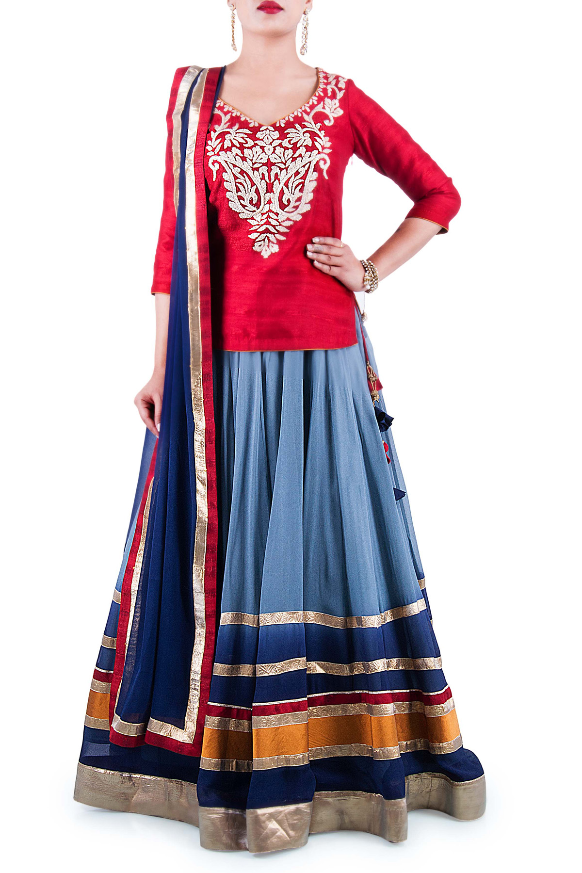 Indian-Bridal-Lehenga-Choli-Designs (2)