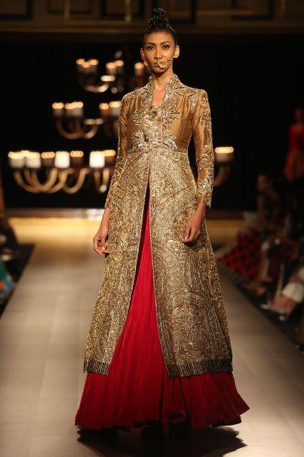 Indian Designer Bridal Dresses Collection (40)