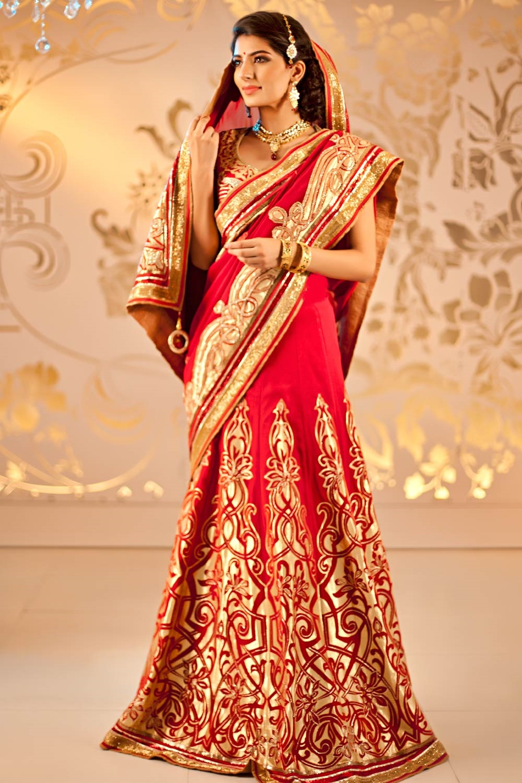 Indian Designer Bridal Dresses Collection (45)