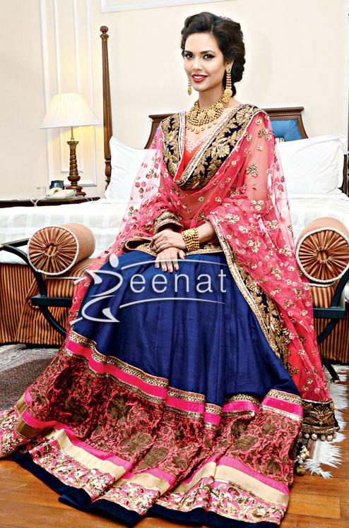 Indian Designer Bridal Dresses Collection (30)