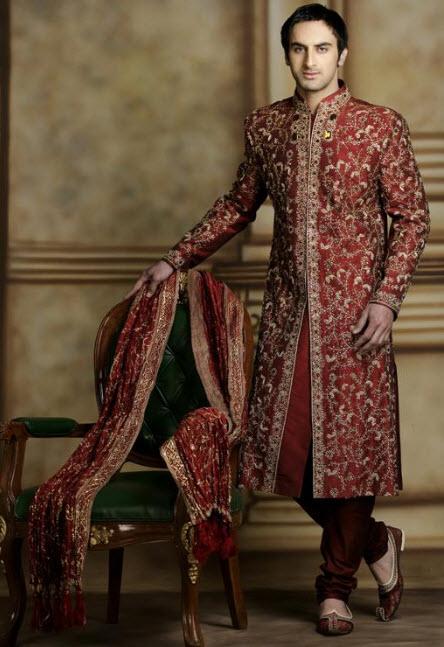 Indian-designer-wedding-wear-groom's-dresses (2)