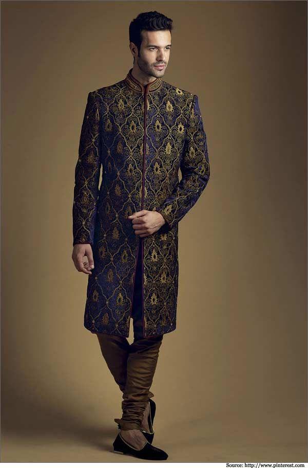 Indian-designer-wedding-wear-groom's-dresses (6)