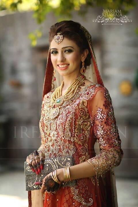 Pakistani Designer Bridal Dress
