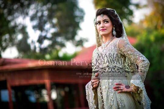 Designer Light green Bridal Dresses