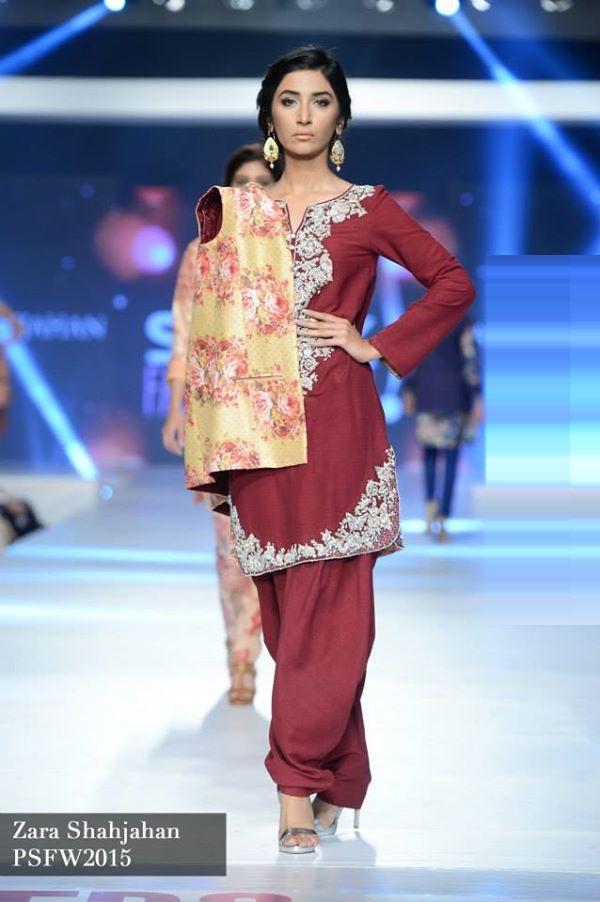 Zara-Shahjahan-Collection-at-PSFW-2015-2016 (2)
