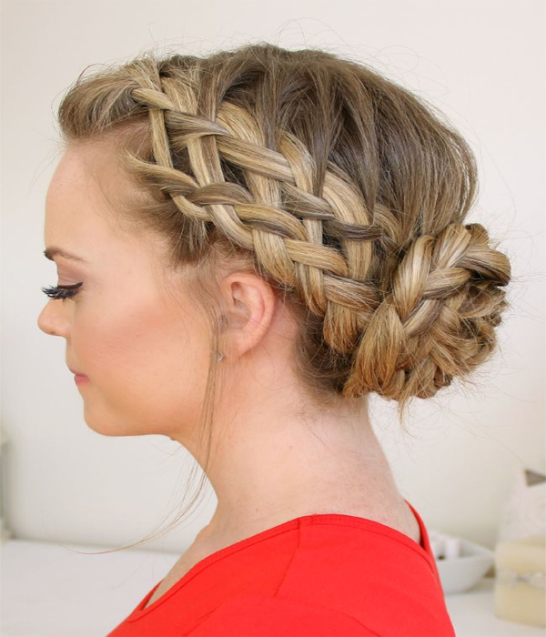 Beautiful-Bun-Hairstyles-for-women (18)
