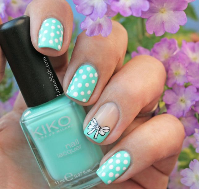 Best-Bow-Nail-Art-designs-with-Tutorials (7)