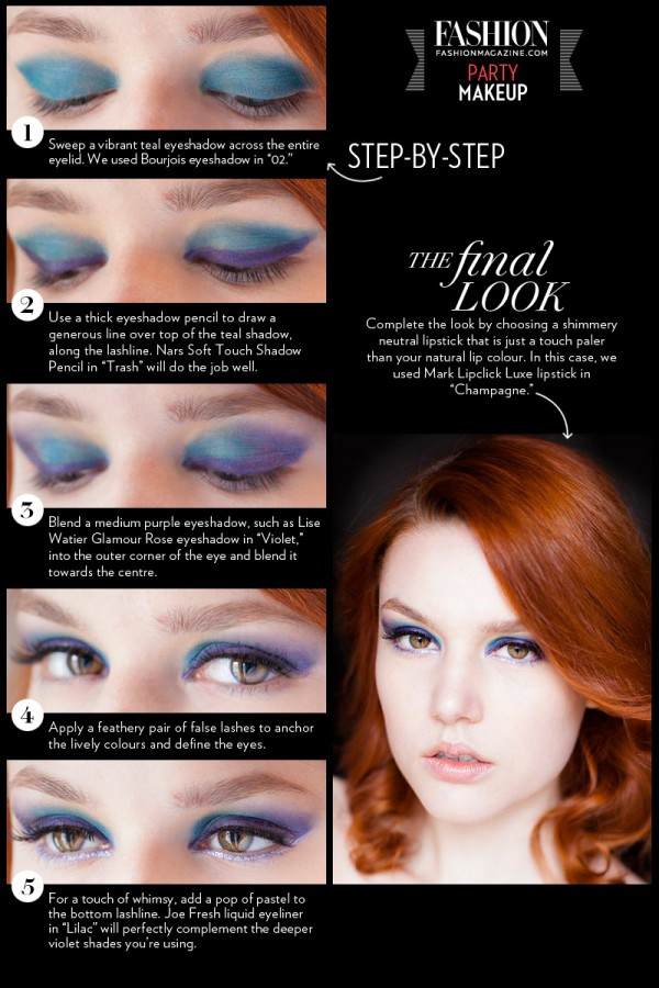 New-Party-makeup-ideas-with-tutorials (1)