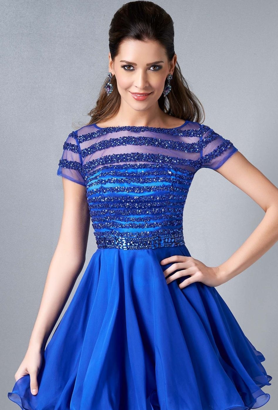 Stylish-Cocktail-Dresses-New- Designs (24)