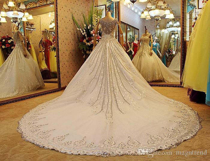 Royal Christian wedding dress