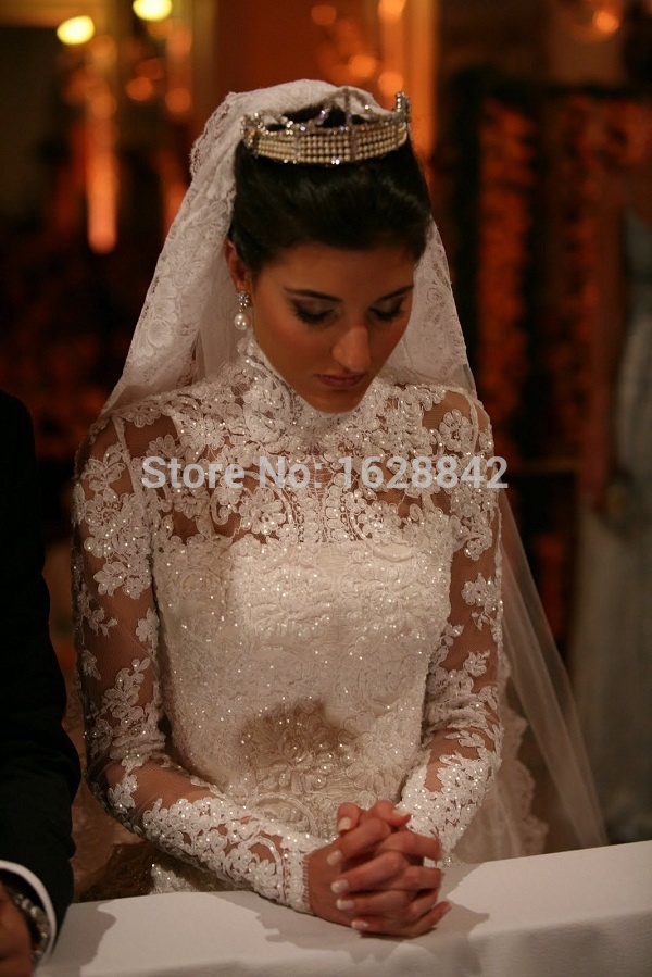 Wedding Gowns and Bridal Dresses for christian Brides (21)