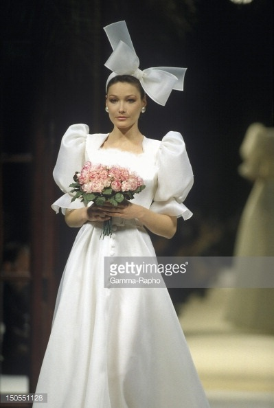 Unique Christian wedding dress