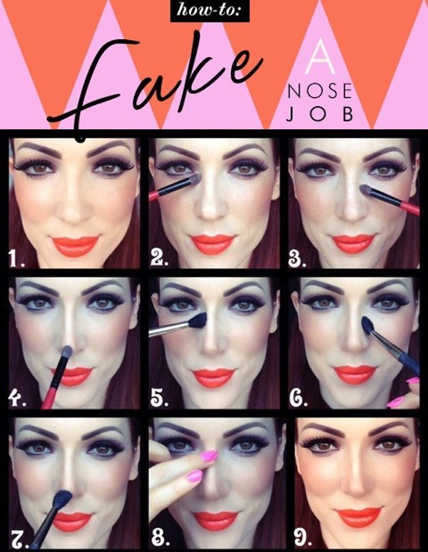 How-to-make-your-nose-look-thinner-with-make-up (16)