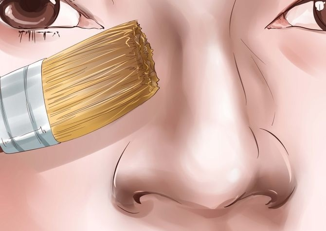 How-to-make-your-nose-look-thinner-with-make-up (8)