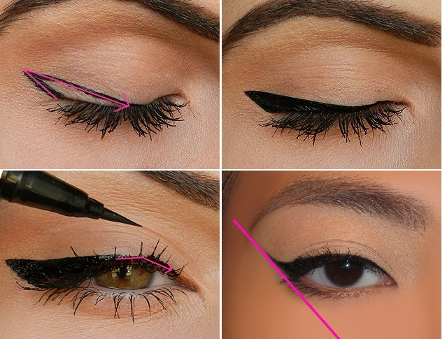 How-to-apply-winged-eyeliner-tutorial (13)