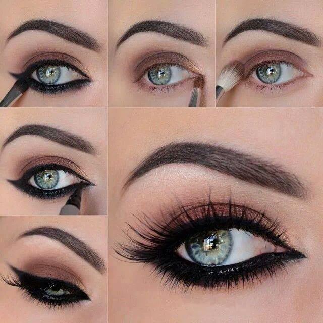 How-to-do-shimmery-face-makeup-tutorial (1)