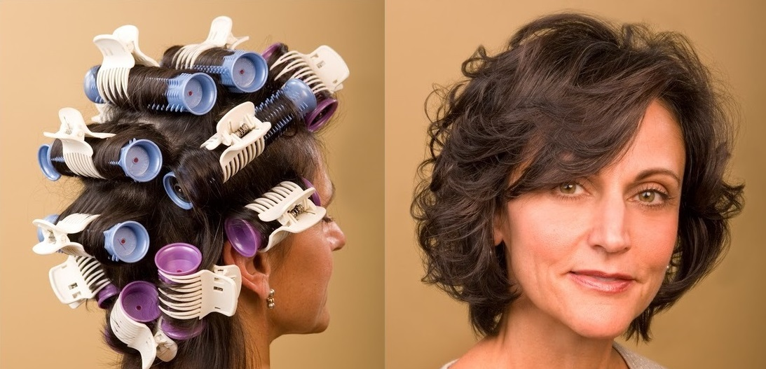 How-to-use-hot-hair-rollers-tutorial (6)