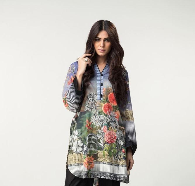 RTW Winter top by Outfitters ethnic
