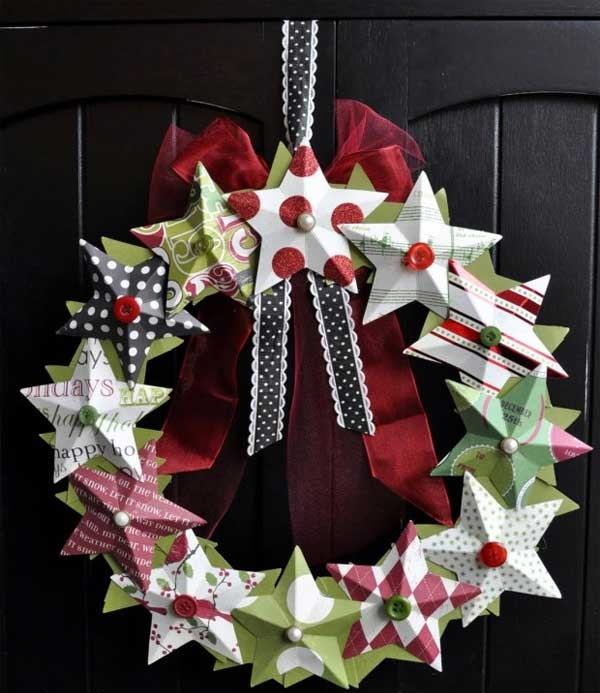 Best-Christmas-Wreath-Decorating-ideas (19)
