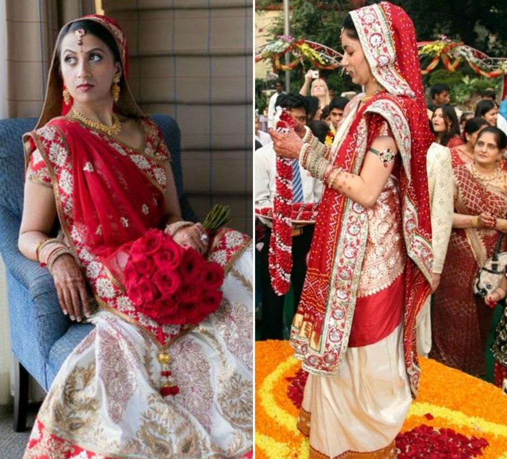 bridal dupatta setting styles 2016-2017 - how to set bridal dupatta?