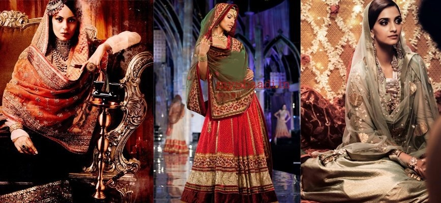 Indian-Bridal-Dupatta-Setting-Styles-and-Trends (12)
