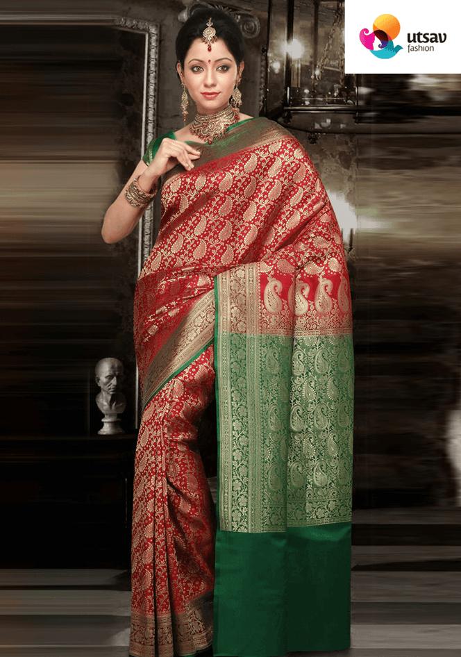 Indian-Designer-Banarasi-Saree-Designs (6)