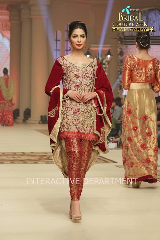 Hajra-Hayat-bridal-collection-at-telenor-bridal-couture-week-14