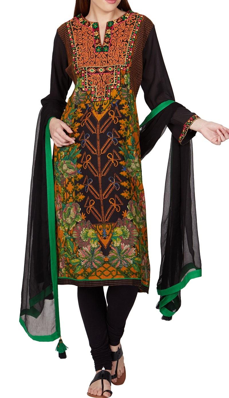 Ritu-Kumar-Spring-Summer-Dresses-2016-2017 (10)