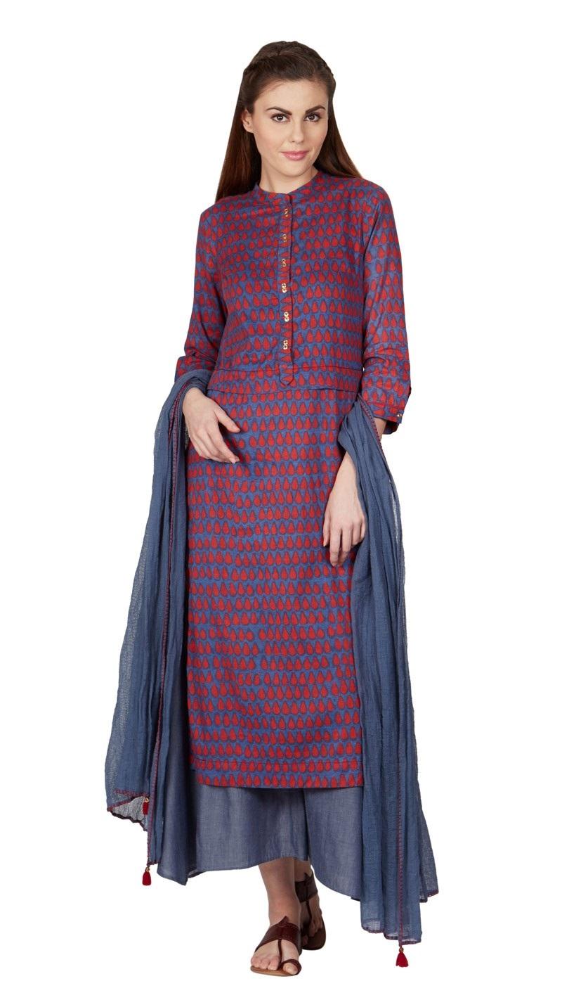 Ritu-Kumar-Spring-Summer-Dresses-2016-2017 (3)