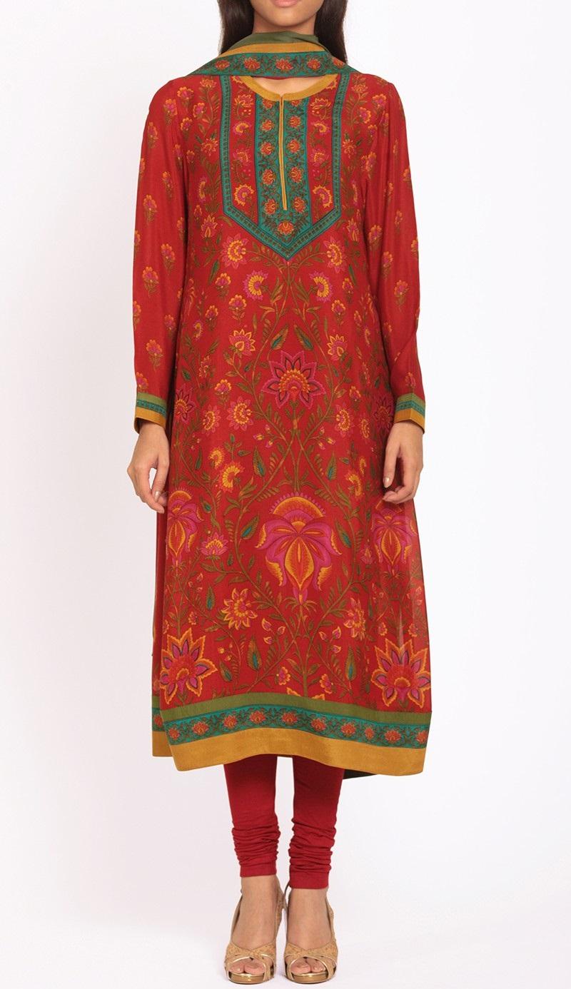 Ritu-Kumar-Spring-Summer-Dresses-2016-2017 (5)