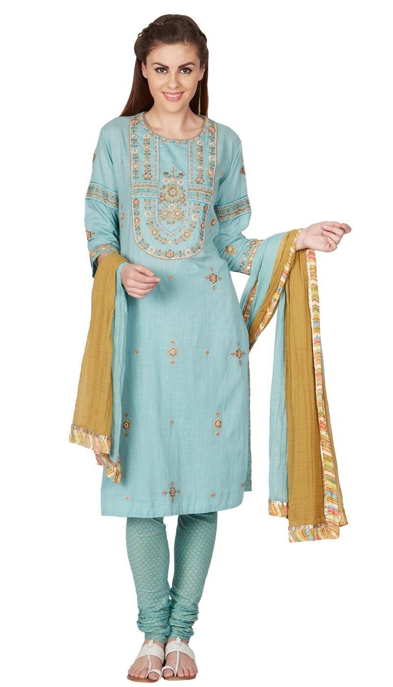 Ritu-Kumar-Spring-Summer-Dresses-2016-2017 (8)