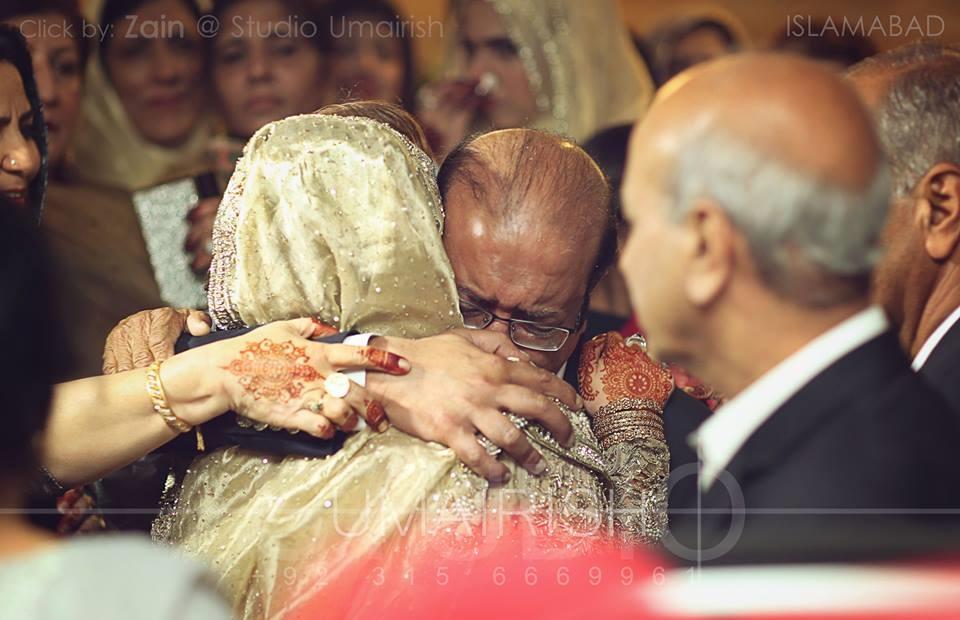 Rukhsati photoshoot by Studio Umairish