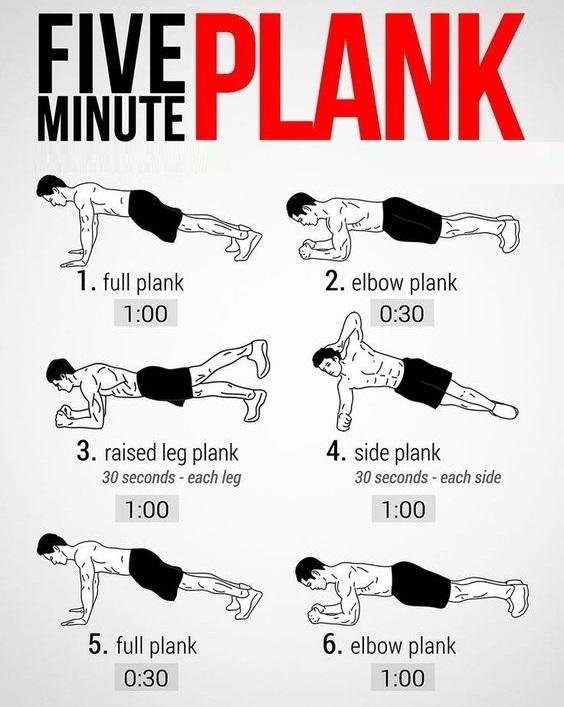 easy method for planking
