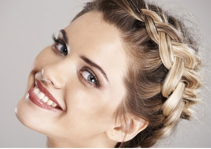 how to do french braid 14