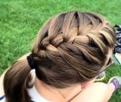 how to do french braid 23