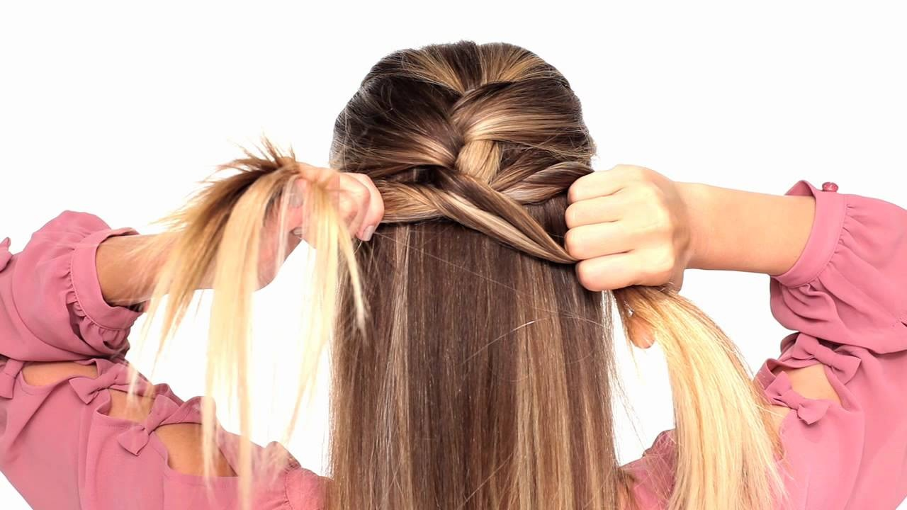 how to french braid 10