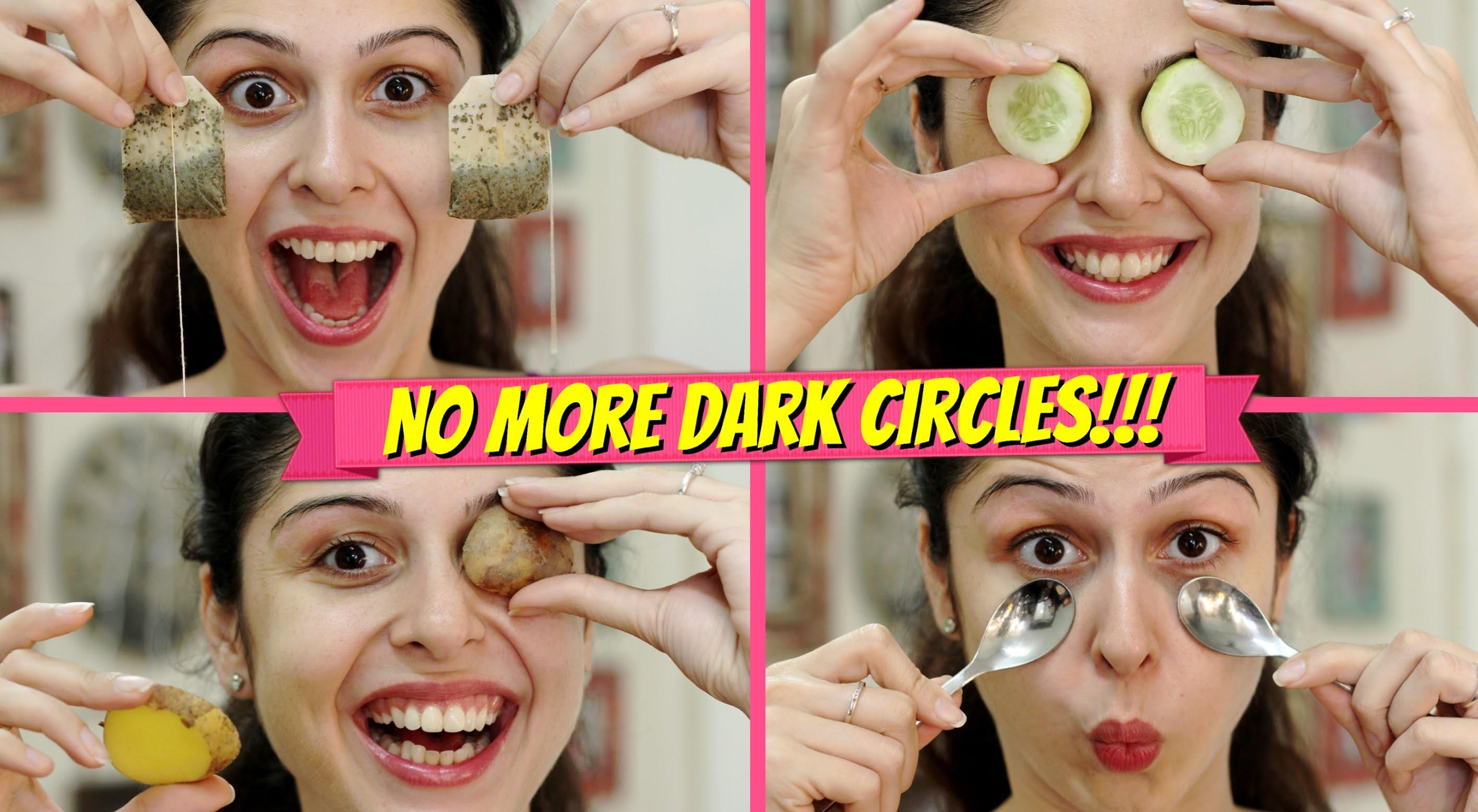 dark circles removal tips