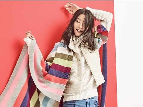 Merino Wool Blend by Gap Winter collection 2016