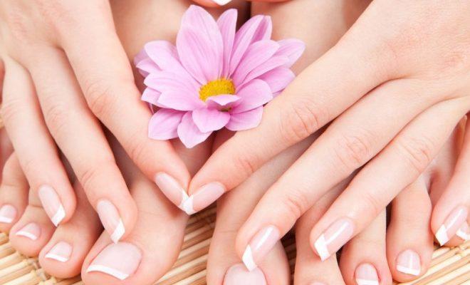 Step by Step Manicure Pedicure Tutorial