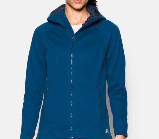 UA Swacket blue upper for women