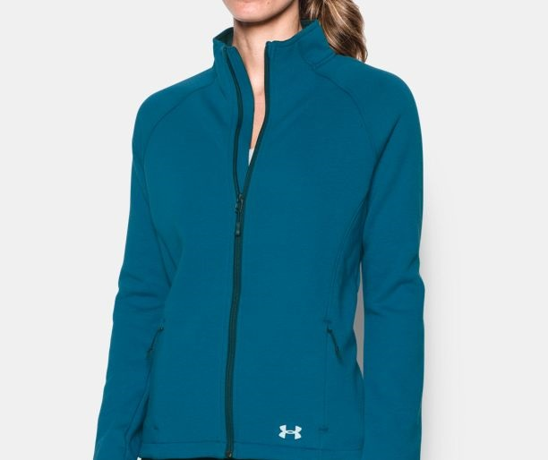 blue warm UA Granite upper for girls by Under Armour