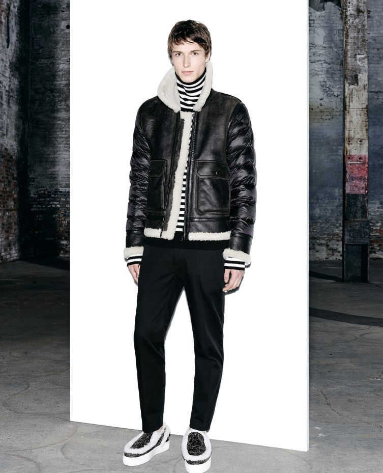 Moncler doubled layered light weight winter jacket