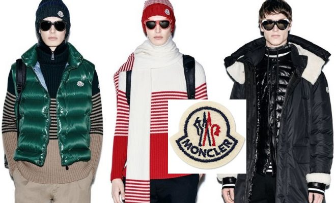 Moncler Winter collection 2017