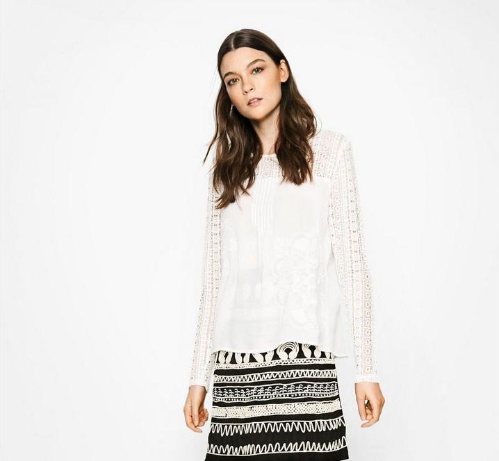 Desigaul Winter shirt for girls