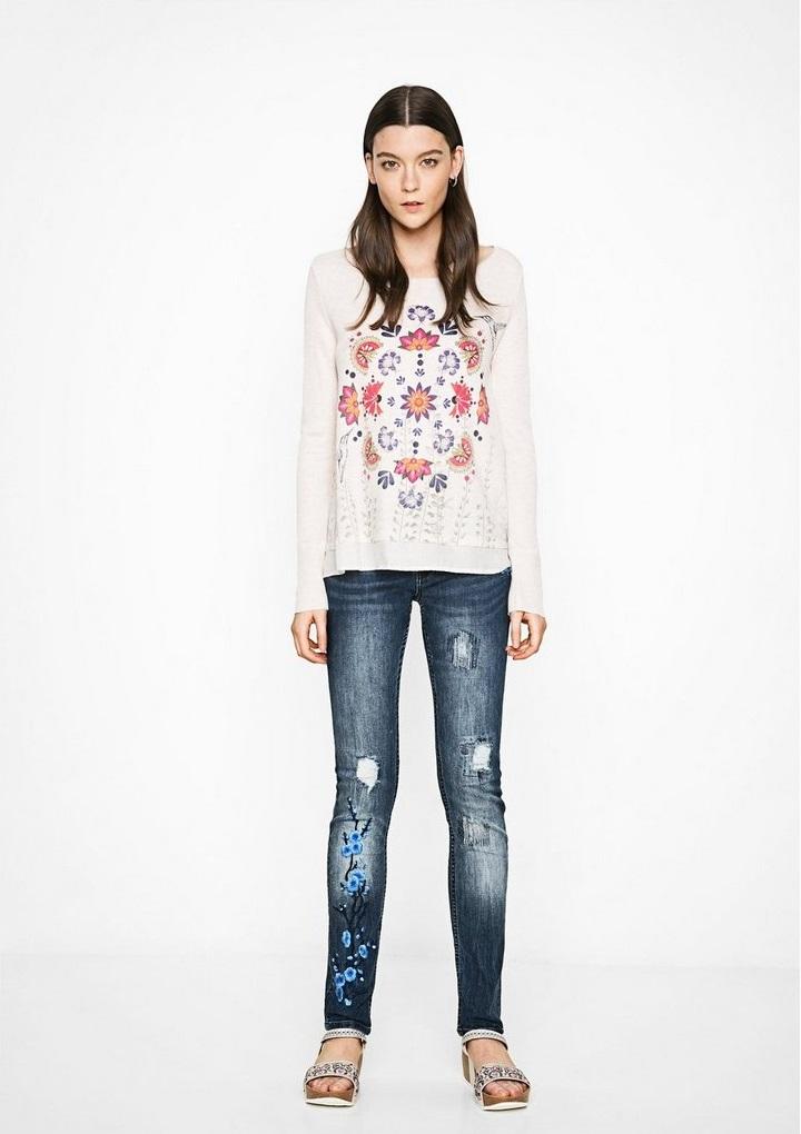 Desigaul Casual Winter T shirt for women