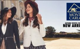 Monte Carlo Pretty Winter Outfits and Sweatshirts 2017 Collection