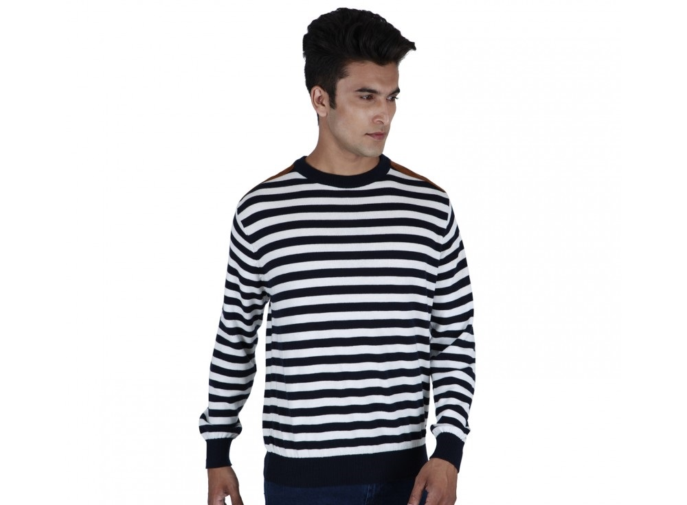 Provogue Winter sued sweater with lining