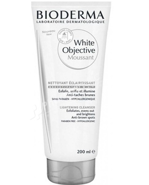 Bioderma White Objective Moussant for skin fairness